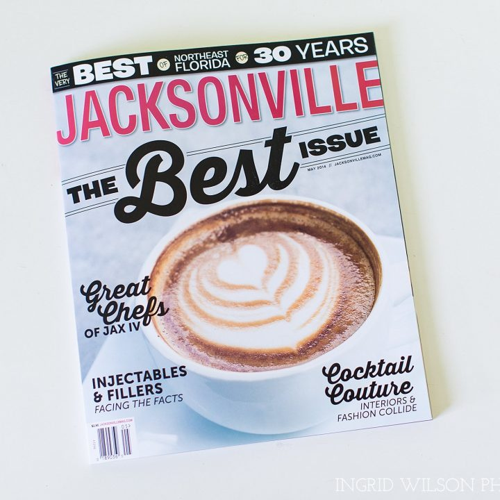 I'M PUBLISHED | Jacksonville Magazine