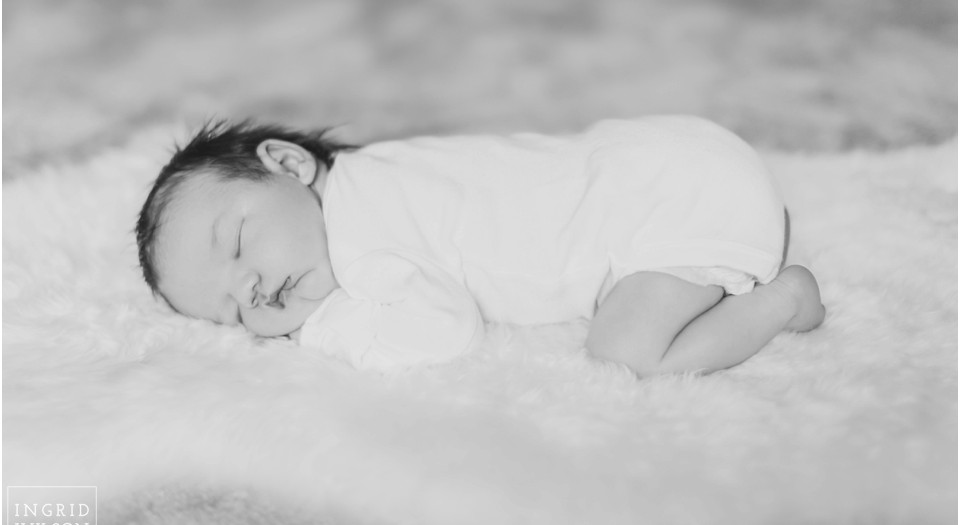 MILES | A Lifestyle Newborn Session