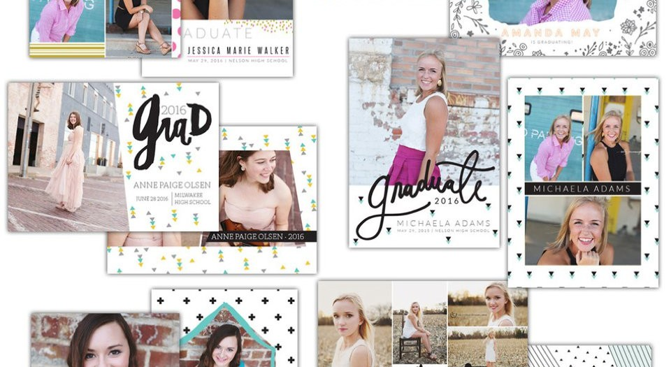 NEW SENIOR GRADUATION ANNOUNCEMENTS | It's Time to Order