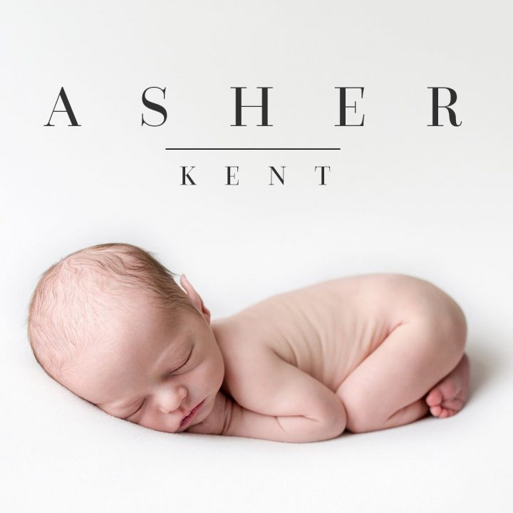 ASHER KENT | An In Home Newborn Session | Orange Park, FL