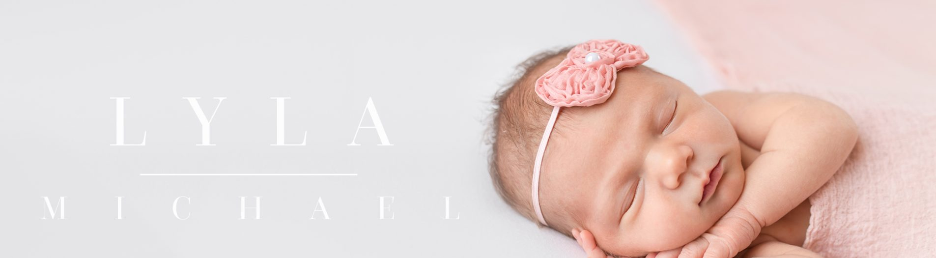 LITTLE LYLA | A NEWBORN SESSION | Jacksonville, FL
