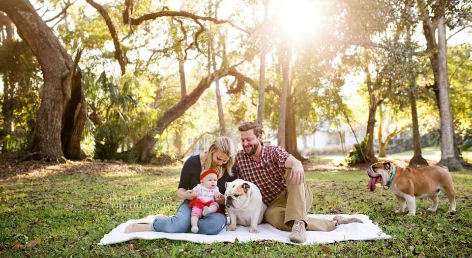 A FAMILY SESSION | Atlantic Beach, FL | Ingrid Wilson Photography