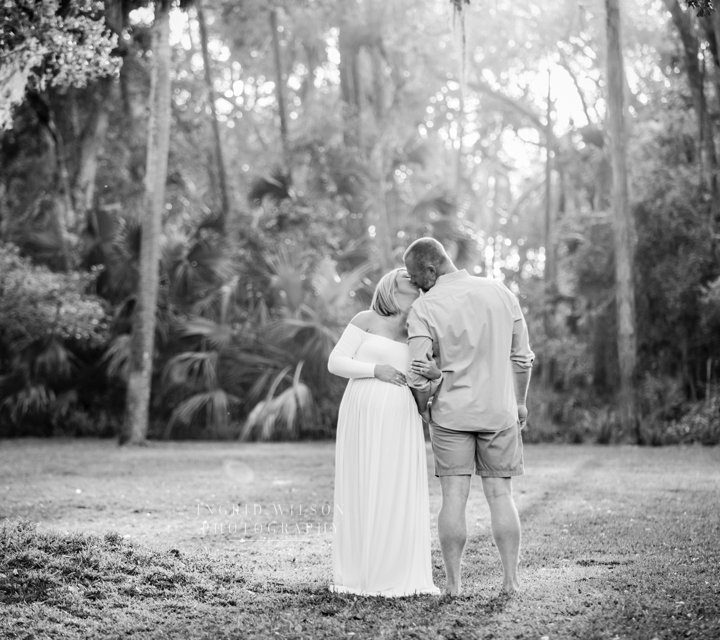 WASHINGTON OAKS MATERNITY SESSION | O'Dell