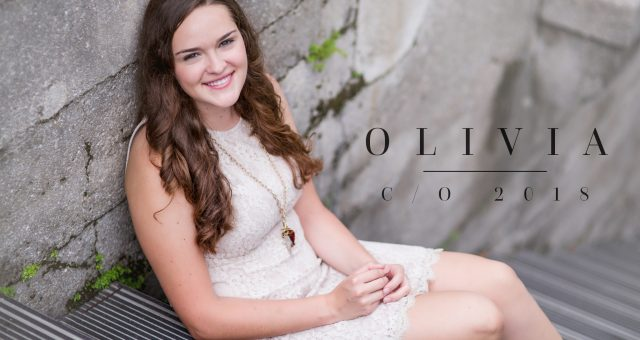 ST. AUGUSTINE SENIOR SESSION | OLIVIA | C/O 2018