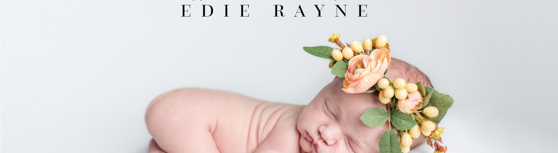 ARROW | Jacksonville Newborn Portrait Session