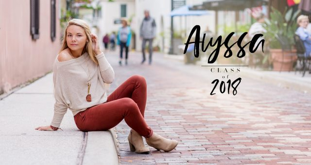 Oakleaf High School | Senior Portraits | Alyssa Class of 2018