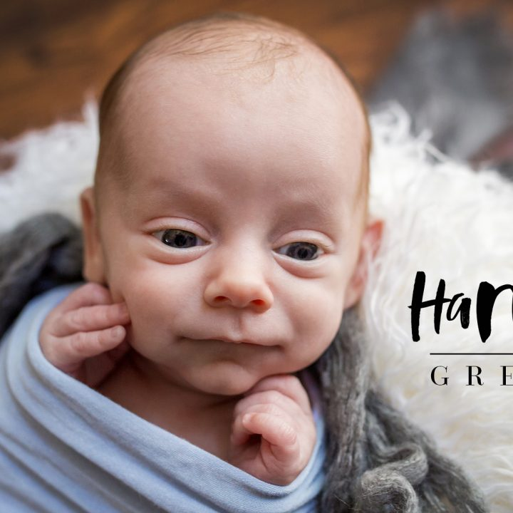 Harrison | 8 Weeks Old | Jacksonville Newborn Session